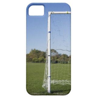 フットボールのゴール iPhone SE/5/5s ケース