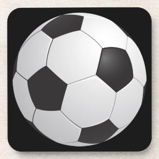 フットボールのサッカーのコルクのコースター コースター