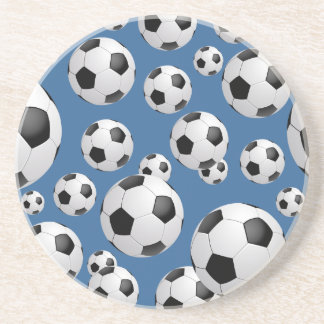 フットボールのサッカーボールのコースター コースター