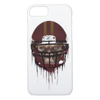 フットボールのサルのiPhoneの場合 iPhone 8/7ケース