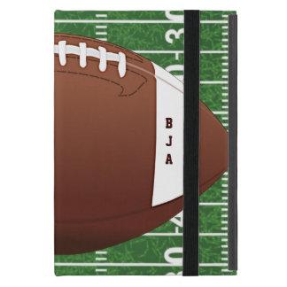 フットボールのデザインのiPadの空気箱 iPad Mini ケース