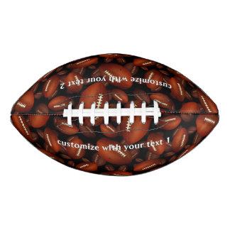 フットボールのパターン アメリカンフットボール