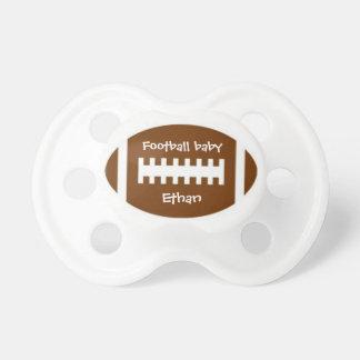 フットボールのベビー調停者0-6か月のBooginHead®の おしゃぶり