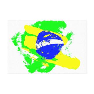 フットボールのワールドカップ-ブラジル キャンバスプリント