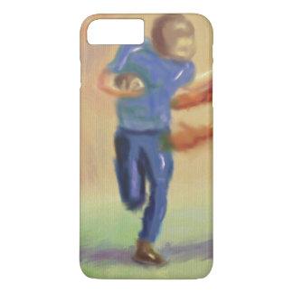 フットボールの対立 iPhone 8 PLUS/7 PLUSケース