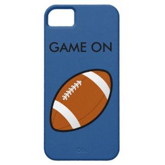 フットボールのiPhoneの場合 iPhone SE/5/5s ケース