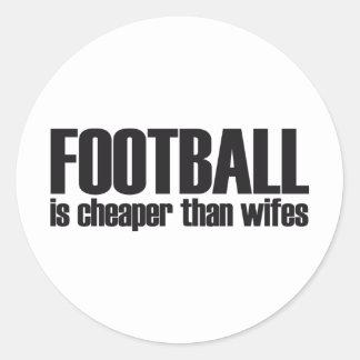 フットボールはwifesより安いです ラウンドシール