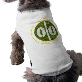 フットボールペットカスタマイズ可能な犬の上のTシャツ ペット服