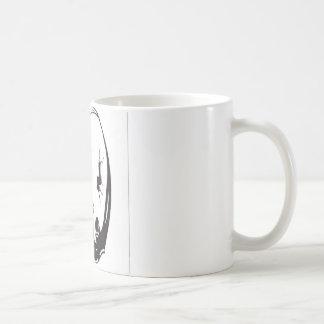 フットボール用ヘルメットのデザイン コーヒーマグカップ