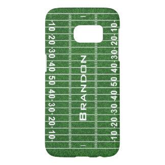 フットボール競技場のデザインのSamsungの銀河系7 Case mate Samsung Galaxy S7 ケース