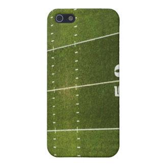 フットボール競技場50のヤードライン iPhone 5 カバー