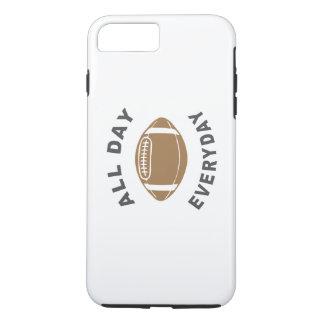 フットボール終日の毎日R iPhone 8 PLUS/7 PLUSケース