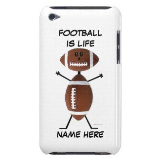 フットボール選手の漫画 Case-Mate iPod TOUCH ケース