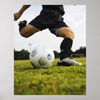 フットボール(サッカー) 5 ポスター