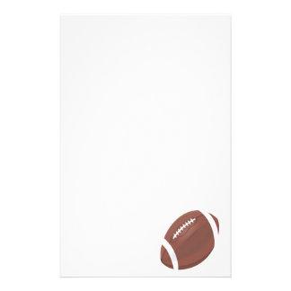 フットボール 便箋