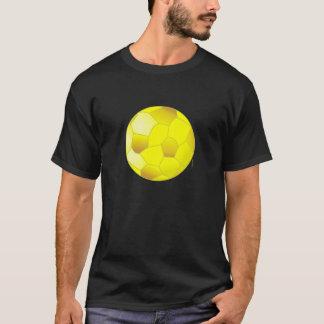 フットボール(金ゴールド) 2014年 Tシャツ