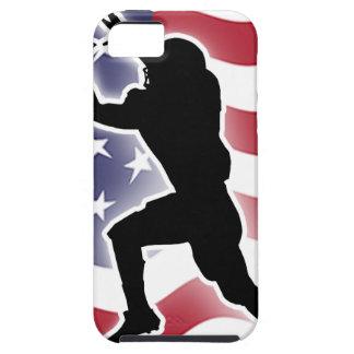 フットボール- Catch&Score iPhone SE/5/5s ケース
