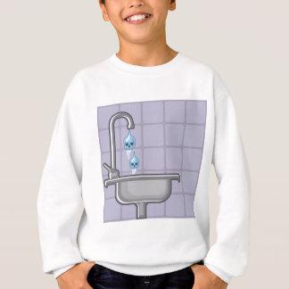 フッ化物水毒 スウェットシャツ