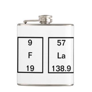 フッ素のランタンの硫黄のカリウム(フラスコ) フラスク