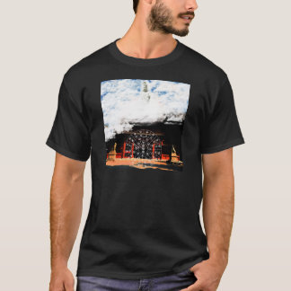 フトマニと観音菩薩と大山祇神社 Tシャツ