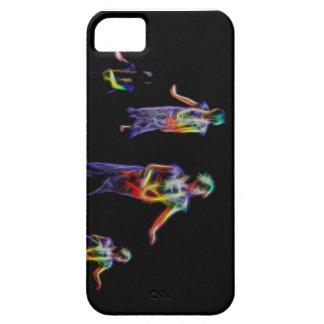 フラのダンサーの電話箱 iPhone SE/5/5s ケース