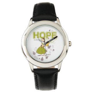 フラの友人! 腕時計:  希望のテーマ 腕時計