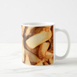 フライドポテトのマグ コーヒーマグカップ