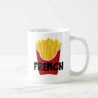 フライドポテト コーヒーマグカップ
