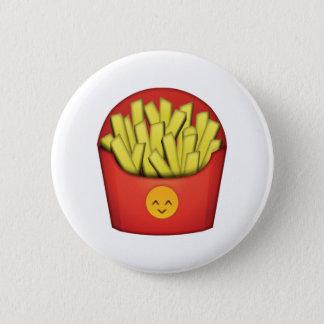 フライドポテト- Emoji 缶バッジ