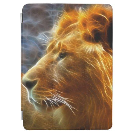 フラクタルのライオンのiPadの場合 iPad Proカバー
