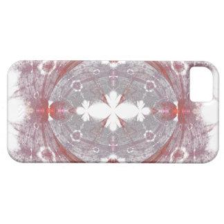 フラクタルの下層社会のiPhone 5/5Sの電話箱 iPhone SE/5/5s ケース