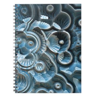 フラクタルの化石の反射 ノートブック