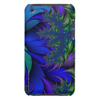 フラクタルの孔雀鉱石2 Case-Mate iPod TOUCH ケース