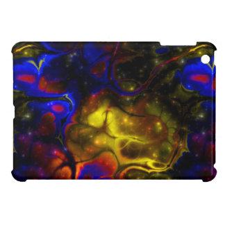 フラクタルの星雲2-2 iのパッドの箱 iPad miniカバー
