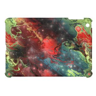 フラクタルの星雲3のiPadの場合 iPad Miniケース