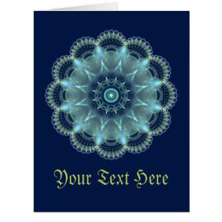 フラクタルの曼荼羅 カード