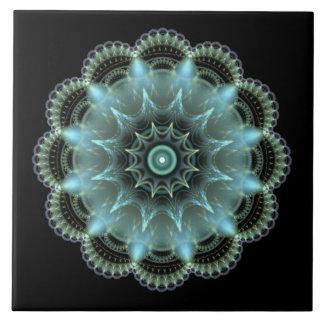 フラクタルの曼荼羅 タイル