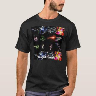 フラクタルの熱狂者 Tシャツ