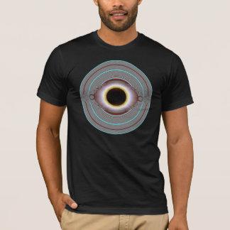 フラクタルの目 Tシャツ