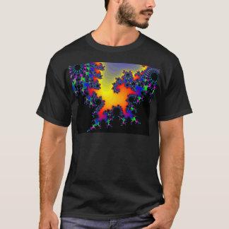 フラクタルの端: Tシャツ