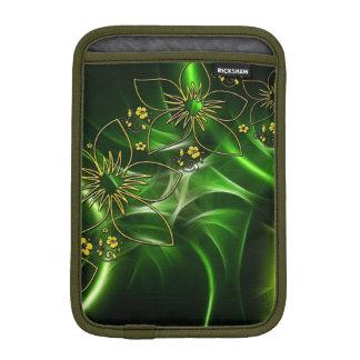 フラクタルの花の芸術のiPad Miniの垂直袖 iPad Miniスリーブ