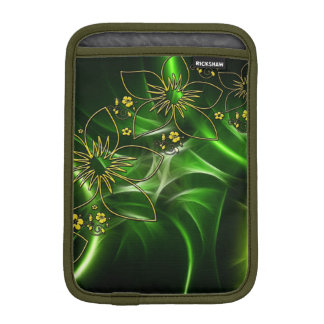 フラクタルの花の芸術のiPad Miniの垂直袖 iPad Mini スリーブケース