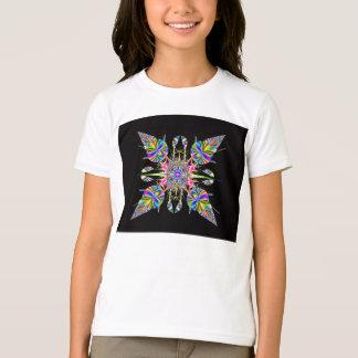 フラクタルの花火 Tシャツ