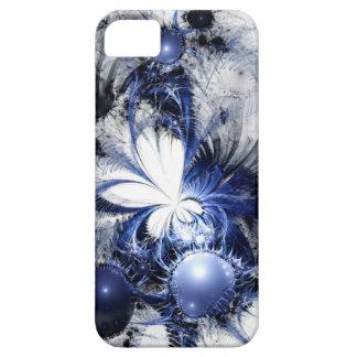 フラクタルの芸術のiPhoneの場合: ブリザード iPhone SE/5/5s ケース