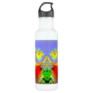 フラクタルの芸術016 EML ウォーターボトル