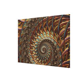 フラクタルの芸術46 キャンバスプリント