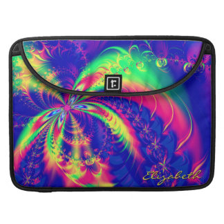 フラクタルの芸術52 MacBook PROスリーブ
