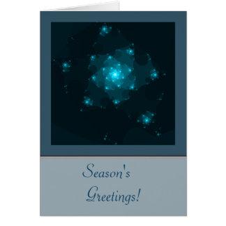 フラクタルの設計 カード