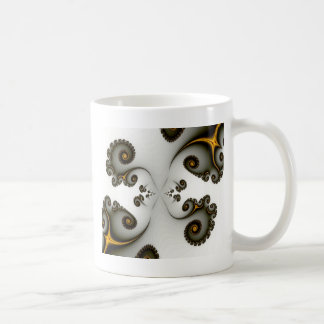 フラクタルの通路 コーヒーマグカップ