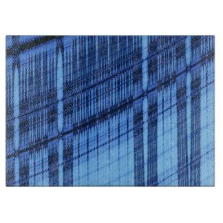 フラクタルの青写真のまな板 カッティングボード